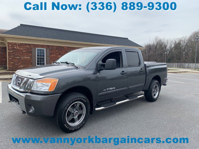 Used 2012 Nissan Titan in High Point, NC