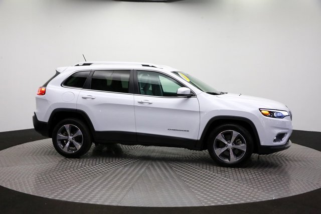 2019 Jeep Cherokee for sale 124134 3
