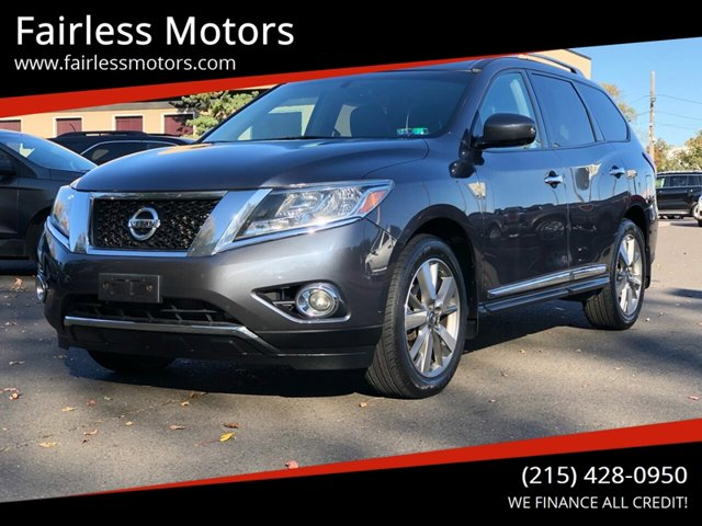 Used 2014 Nissan Pathfinder in Fairless Hills, PA