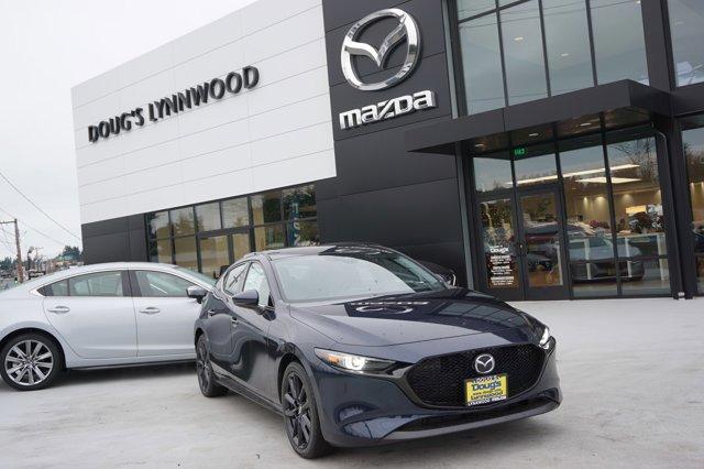 New 2020 Mazda Mazda3 Hatchback in Lynnwood Seattle Kirkland Everett, WA