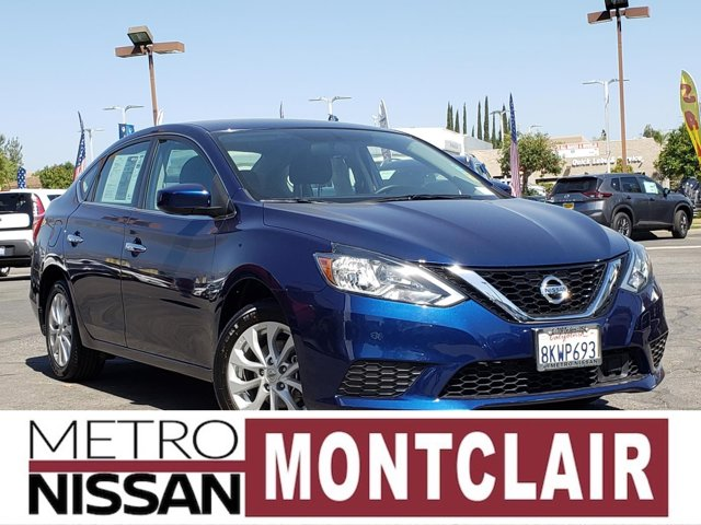 2019 Nissan Sentra SV SV CVT Regular Unleaded I-4 1.8 L/110 [0]
