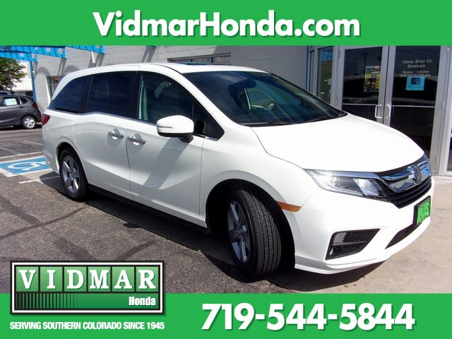 New 2019 Honda Odyssey in Grand Junction, CO