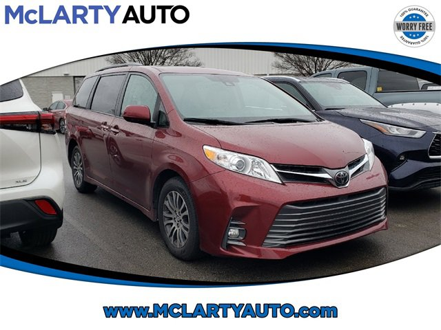 Used 2020 Toyota Sienna in North Little Rock, AR