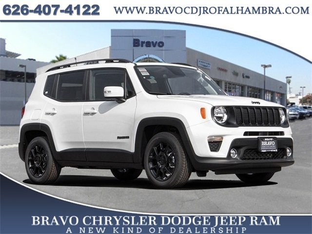 2020 Jeep Renegade Altitude Altitude FWD Regular Unleaded I-4 2.4 L/144 [3]