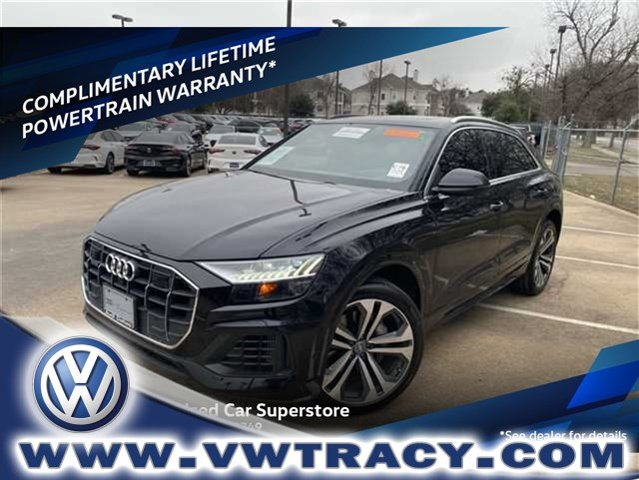 Used 2019 Audi Q8 in Livermore, CA