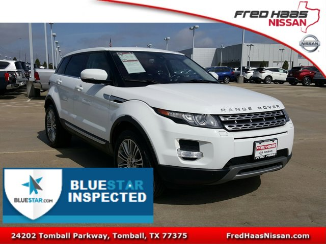 Used 2012 Land Rover Range Rover Evoque in Tomball, TX