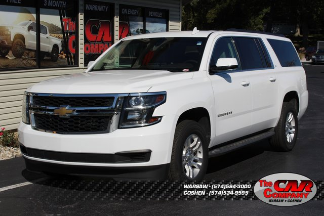 Used 2015 Chevrolet Suburban in Warsaw, IN