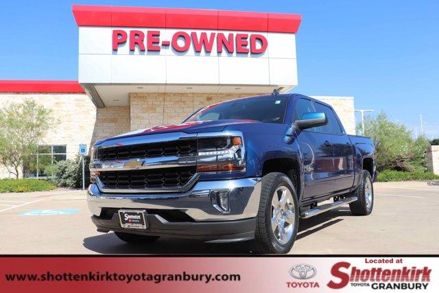 Used 2017 Chevrolet Silverado 1500 in Granbury, TX