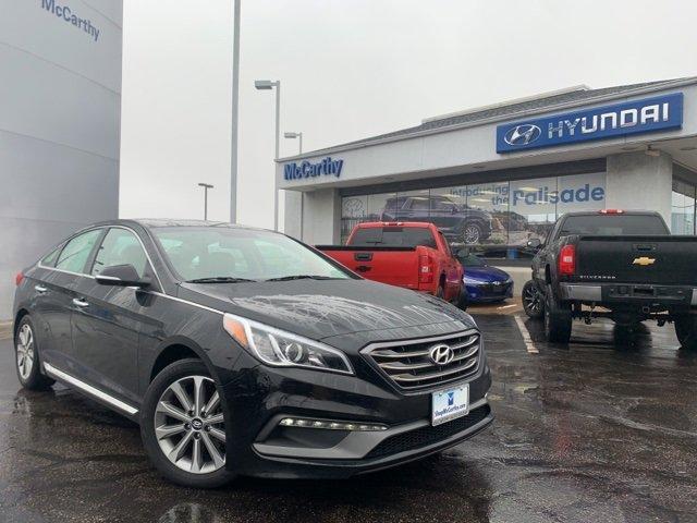 Used 2017 Hyundai Sonata in Olathe, KS