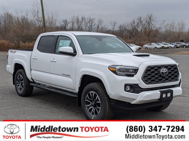 New 2020 Toyota Tacoma in Middletown, CT