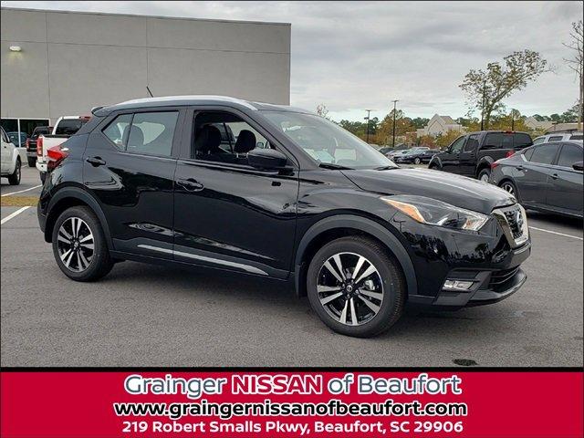 New 2019 Nissan Kicks in Beaufort, SC