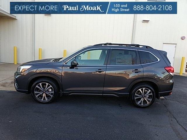 New 2020 Subaru Forester in Jackson, MS