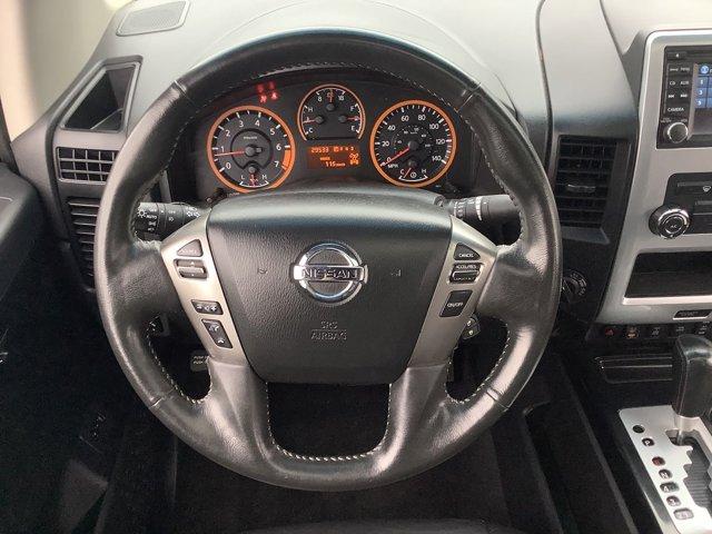 Used 2014 Nissan Titan 4WD Crew Cab SWB PRO-4X