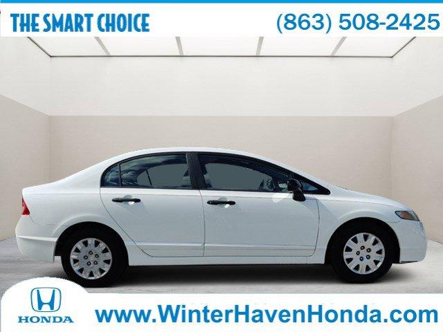 Used 2010 Honda Civic Sedan in Winter Haven, FL