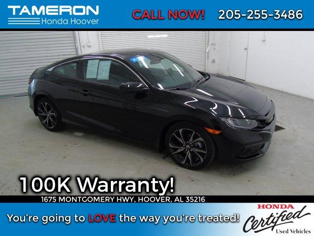 Used 2019 Honda Civic Coupe in Gadsden, AL