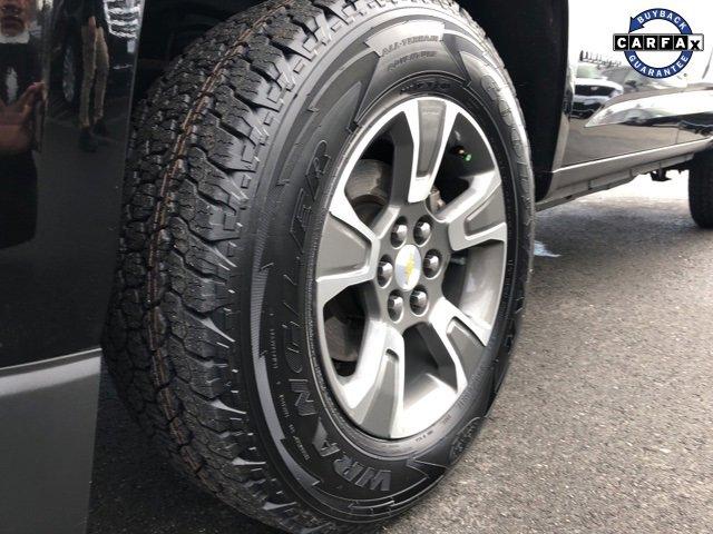 2016 Chevrolet Colorado 4WD Crew Cab 128.3 Z71