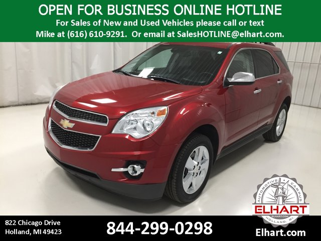 Used 2013 Chevrolet Equinox in Holland, MI