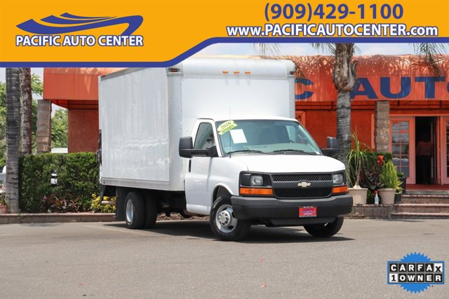 2016 Chevrolet Express 3500 Work Van