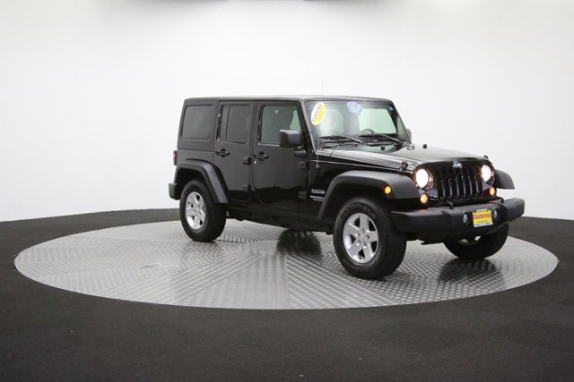 2016 Jeep Wrangler Unlimited for sale 124726 44