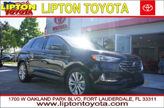 Used 2019 Ford Edge in Ft. Lauderdale, FL