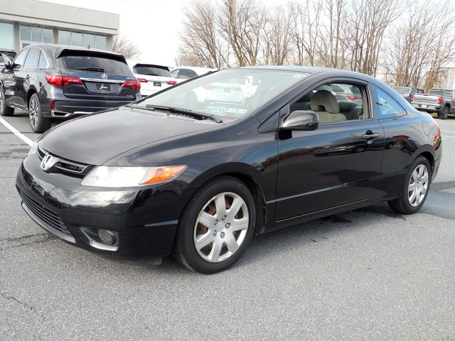 Used 2008 Honda Civic Cpe 2dr Man LX