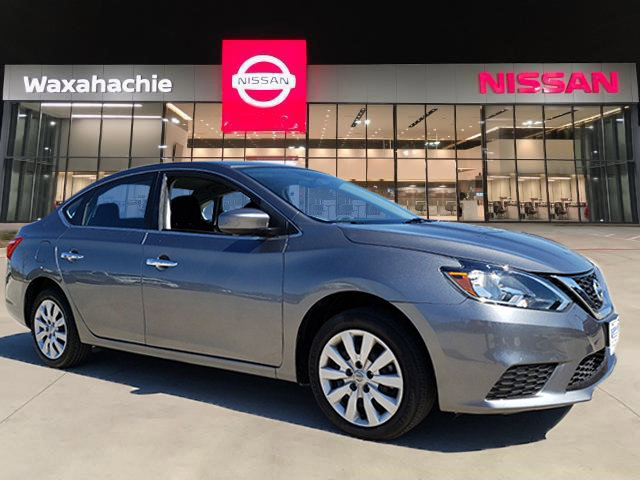 Used 2019 Nissan Sentra in Waxahachie, TX
