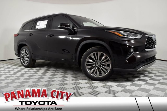 New 2020 Toyota Highlander Hybrid in Panama City, FL