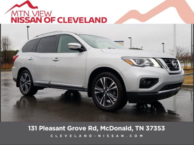 Used 2017 Nissan Pathfinder in McDonald, TN