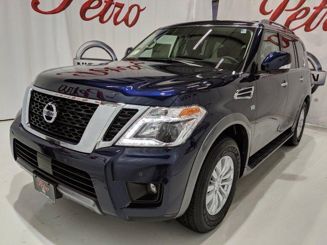New 2019 Nissan Armada in Hattiesburg, MS