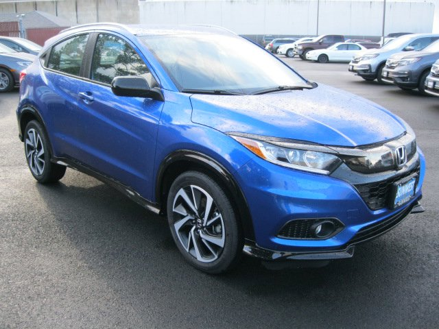 New 2020 Honda HR-V in Newport, OR