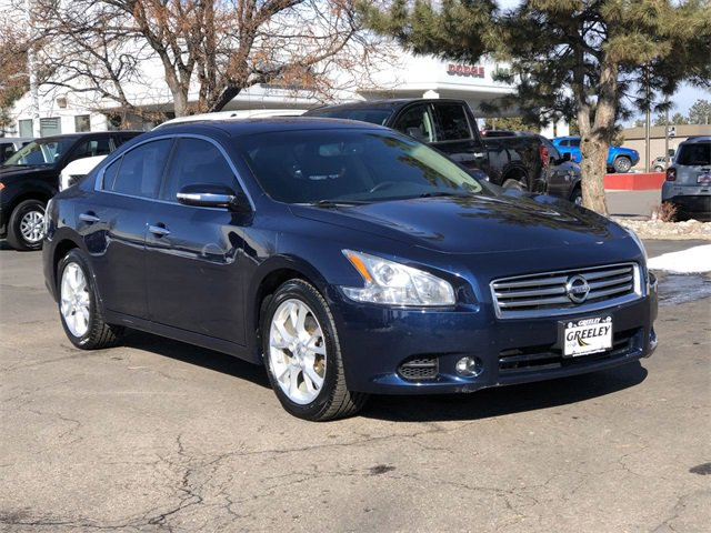 Used 2014 Nissan Maxima in Fort Collins, CO