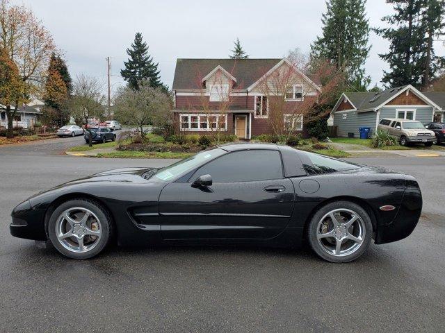 Used 1998 Chevrolet Corvette 2dr Cpe