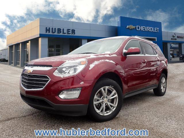 Used 2017 Chevrolet Equinox in Greenwood, IN