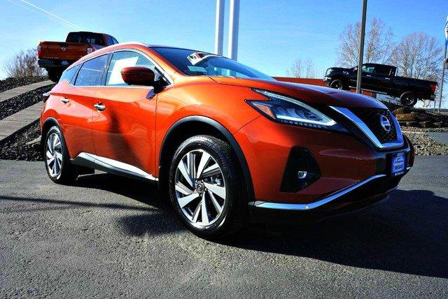 New 2020 Nissan Murano in Pasco, WA