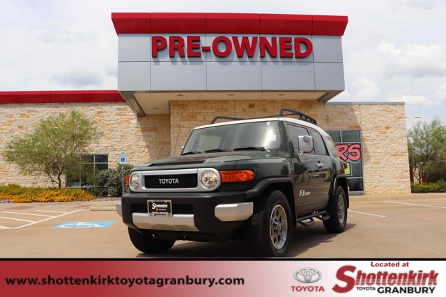Used 2013 Toyota FJ Cruiser in Granbury, TX