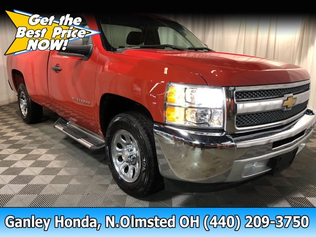 Used 2013 Chevrolet Silverado 1500 in North Olmsted, OH