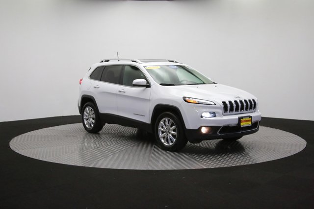 2017 Jeep Cherokee for sale 124861 45