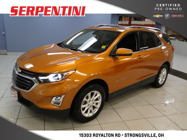 Used 2018 Chevrolet Equinox in Cleveland, OH