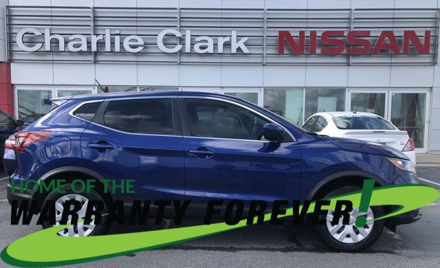 2020 Nissan Rogue Sport S FWD S Regular Unleaded I-4 2.0 L/122 [5]
