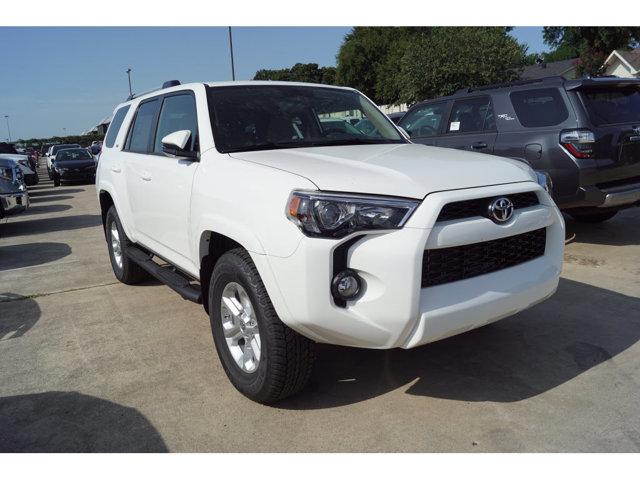 New 2019 Toyota 4Runner in Hurst, TX