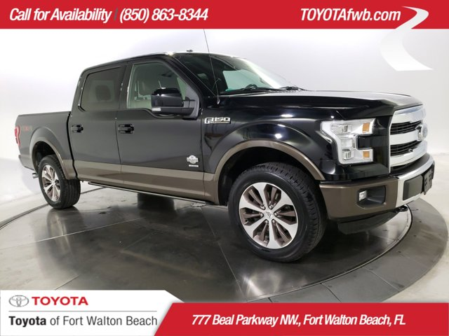 Used 2016 Ford F-150 in Fort Walton Beach, FL