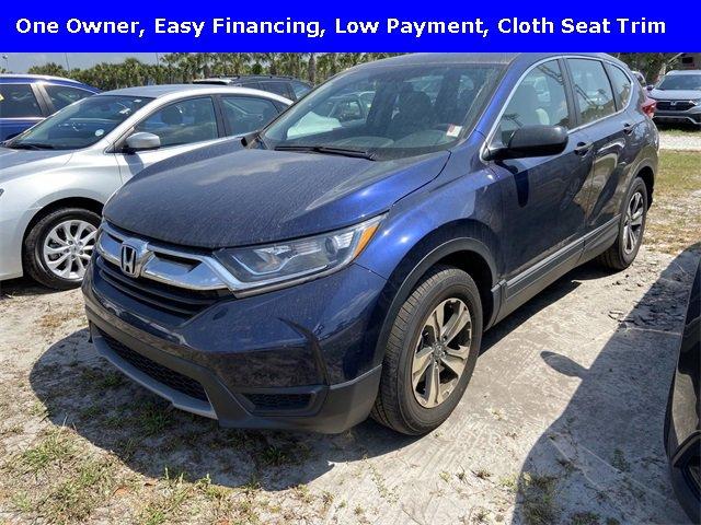 Used 2018 Honda CR-V in Lakeland, FL