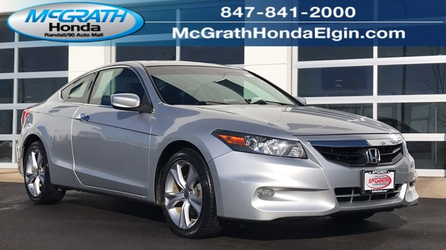 Used 2012 Honda Accord Coupe in Elgin, IL