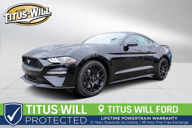 New 2019 Ford Mustang in Tacoma, WA
