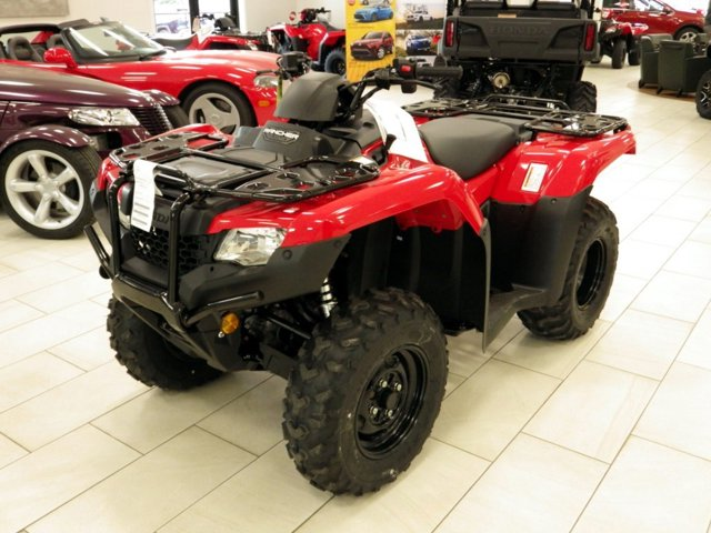 New 2020 Honda TRX420FA in Juneau, AK