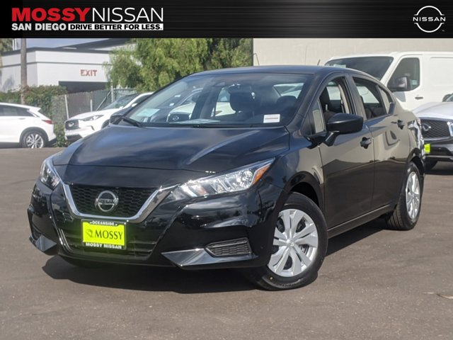2021 Nissan Versa Sedan S S CVT Regular Unleaded I-4 1.6 L/98 [8]