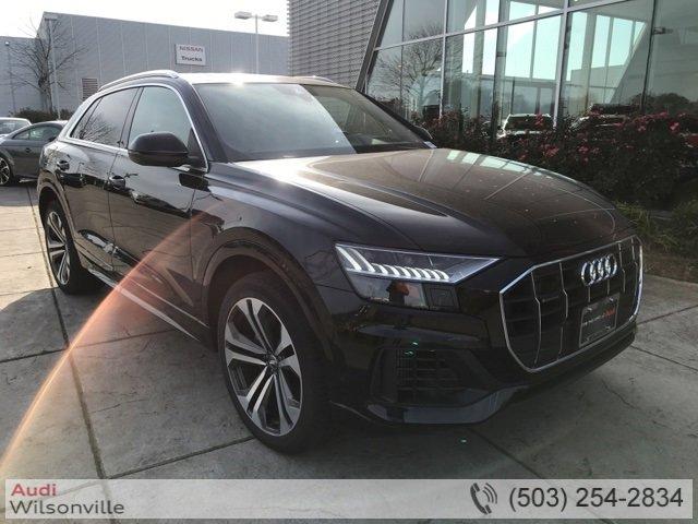 New 2019 Audi Q8 in , OR