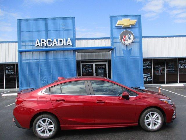 New 2017 Chevrolet Cruze in Arcadia, FL
