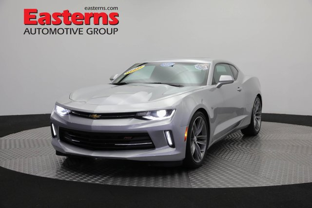 2018 Chevrolet Camaro 1LT 2dr Car