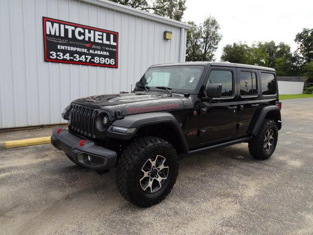 Used 2020 Jeep Wrangler Unlimited in Dothan & Enterprise, AL
